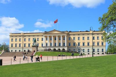 Oslo slottet